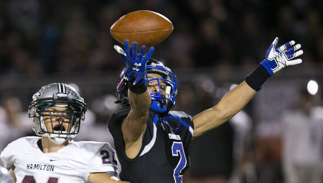 The 6A football schedules for the 2016 high school football season are set.