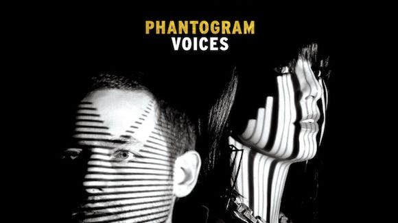 """Phantogram's """"Voices"""" tops the bestseller list this week at Rainbow Records in Newark."""
