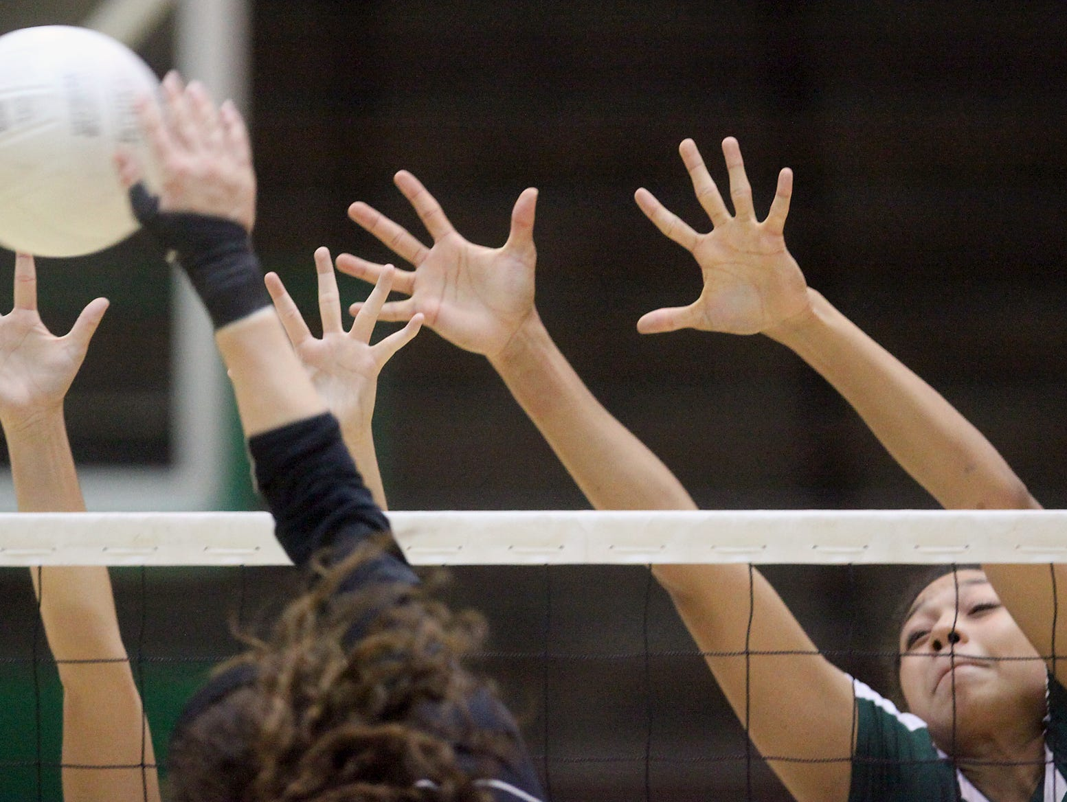 New Castle volleyball, pictured in 2013, will have a third new coach in four seasons.
