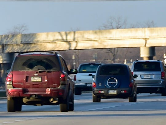 Traffic is heavier on I-81 as holiday travelers are