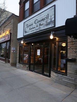 Town Council Kitchen & Bar is in downtown Neenah.