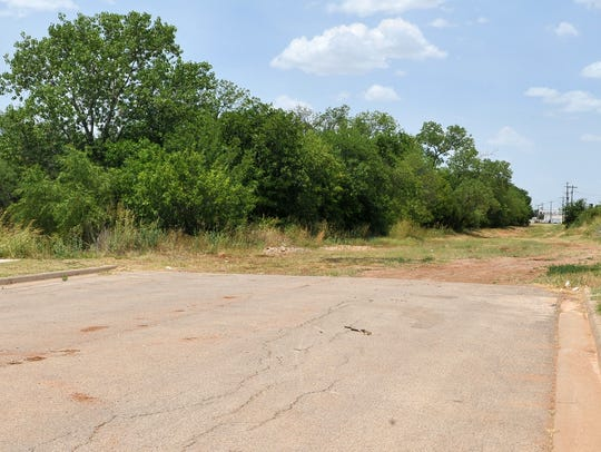 Maplewood Avenue, near the Walmart on Lawerance Road, is part of the $17 million road improvement plan that Wichita Falls voters approved in March. Maplewood, when completed, will connect with McNiel Avenue.