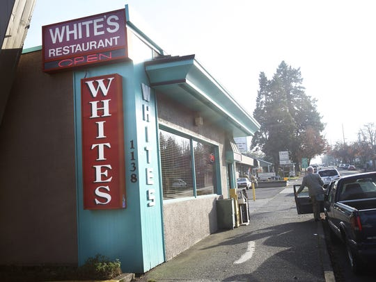 White's Restaurant, at 1138 Commercial St. SE, is known