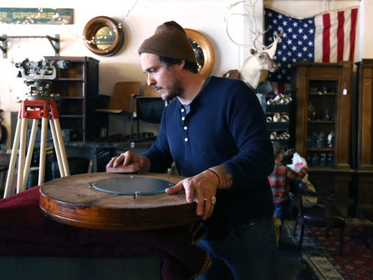 Pickers and creators find nontraditional ways to sell their home goods