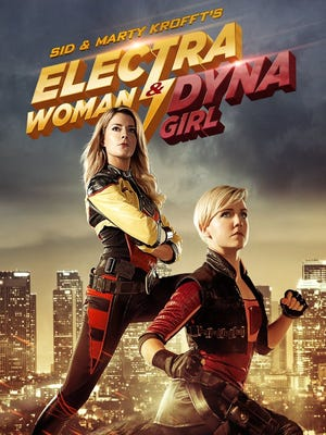Grace Helbig and Hannah Hart star in the breezy 'Electra Woman & Dyna Girl.'