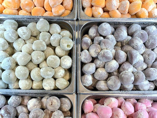 Pick a flavor of mochi. Or eight.