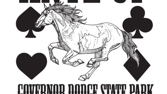Tickets for the Governor Dodge State Park Poker Ride on June 4 are $30 per participant.