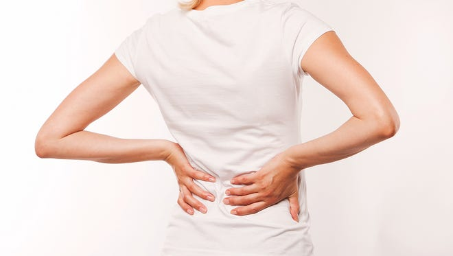 Sciatica can cause symptoms like tingling toes, burning sensations in the lower leg, or lower back pain that shoots down one leg.