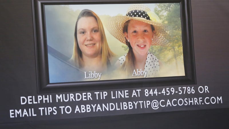 Delphi murders: Indiana starts crowdfunding effort for Abby & Libby