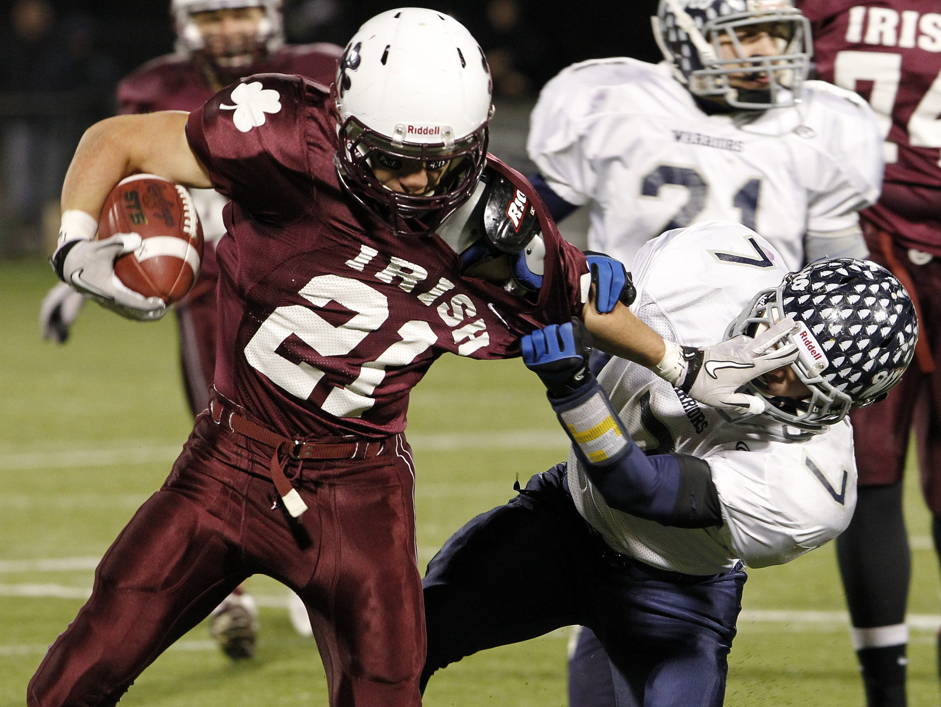 Running back Mike Messina - Class of 2011