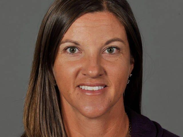 LSU coach Beth Torina