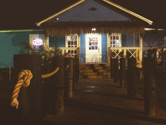 Cullpeppers Saloon is an Abbeville bar that is a bit secluded with a beach feel.