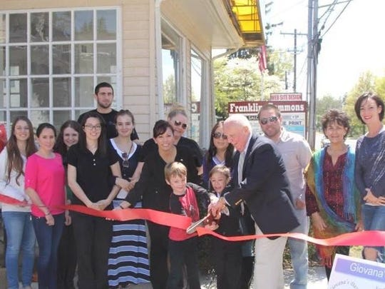 Giovana's Day Spa has opened on the second floor of Franklin Commons, 703 Broad St., Shrewsbury.