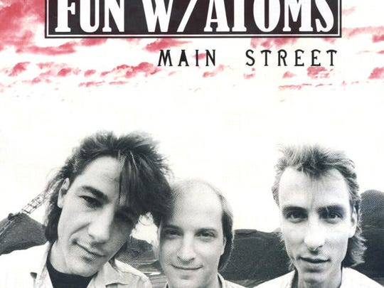 """Who owns a copy of """"Main Street"""" on vinyl? Green Bay's Fun w/Atoms celebrate the 30th anniversary of their debut album, recorded at the famed Smart Studios in Madison, by playing in its entirety on Saturday at the Lyric Room. (Note the coal piles along the Fox River as the cover backdrop.)"""
