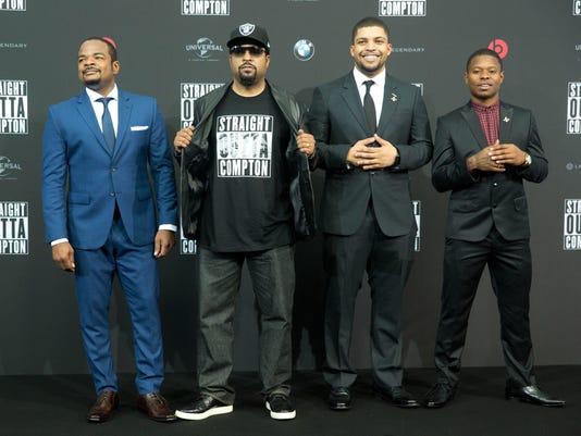 'Straight Outta Compton': 8 film facts