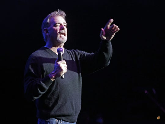 Comedian Bill Engvall will perform at the American