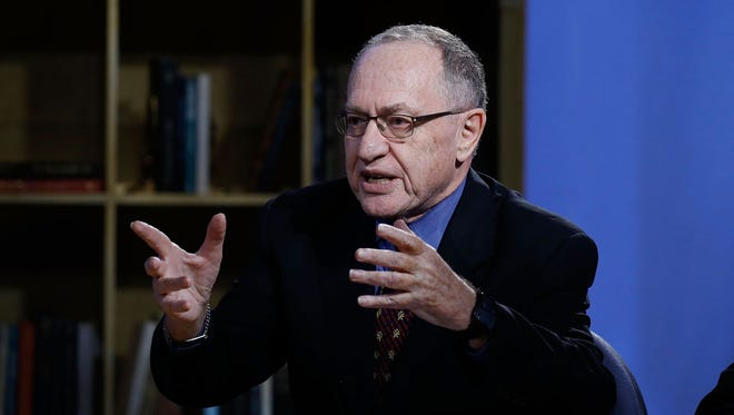 Celebrity attorney Alan Dershowitz had joined Phil Shawe's legal team in the TransPerfect suit.