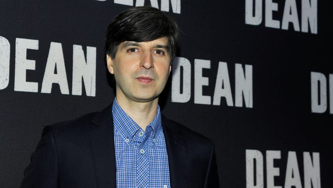 """LOS ANGELES, CA - MAY 24:  Actor/Director/Writer Demetri Martin attends CBS Films Special Screening of """"DEAN"""" at the ArcLight in Hollywood on May 24, 2017 in Los Angeles, California.  (Photo by John Sciulli/Getty Images for CBS Films)"""