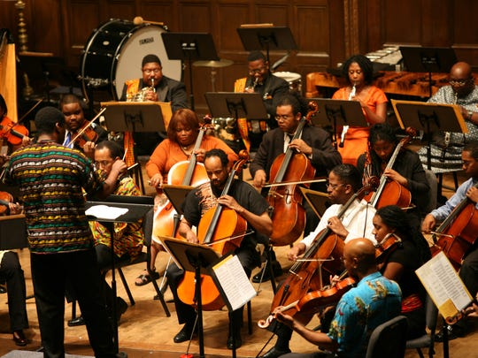 Gateways features classical musicians of African descent.