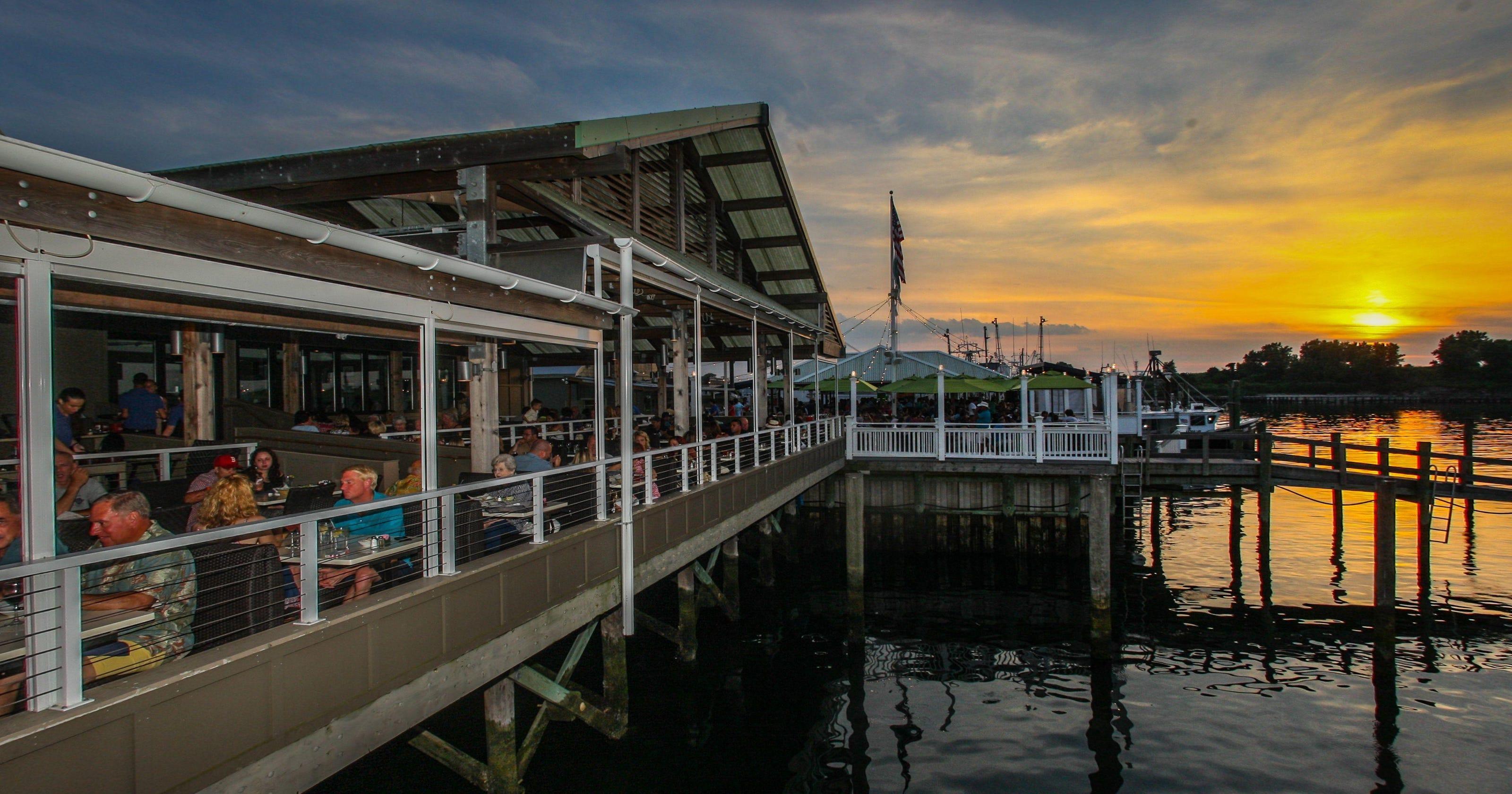 9 Shore Restaurants Offering Outdoor Dining