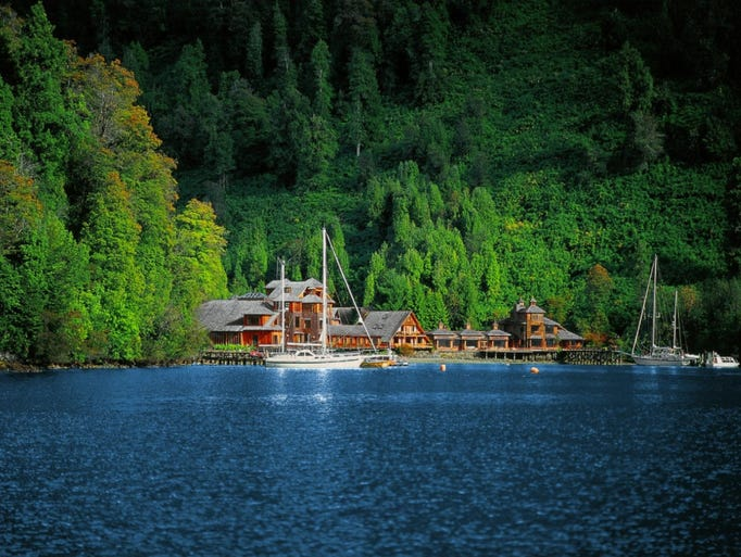 Amazing Hot Springs Around The World