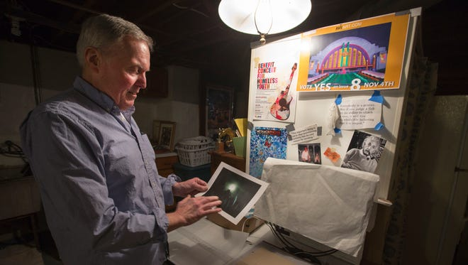 Wes Adamson, 67, is a retired educator from Wyoming. These days, in addition to substitute teaching, he is an accomplished amateur artist.