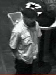 Suspected purse thief