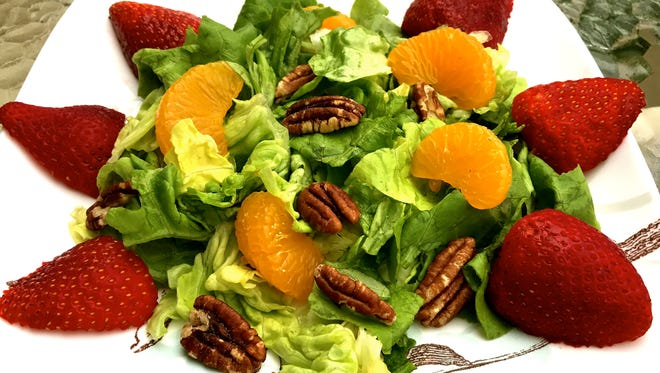 Try this tasty salad.