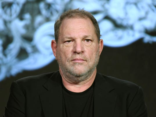 AP CORRECTION HARVEY WEINSTEIN SEXUAL HARASSMENT A FILE ENT USA CA