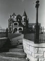 The Knights of Columbus building at 1492 W. Wisconsin Ave. was meant to be the home of Elizabeth Plankinton when it was built in 1886.
