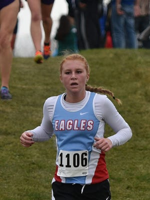 Southern Door's Chloe Volkman was chosen first-team all-Packerland Conference four times during her prep career.