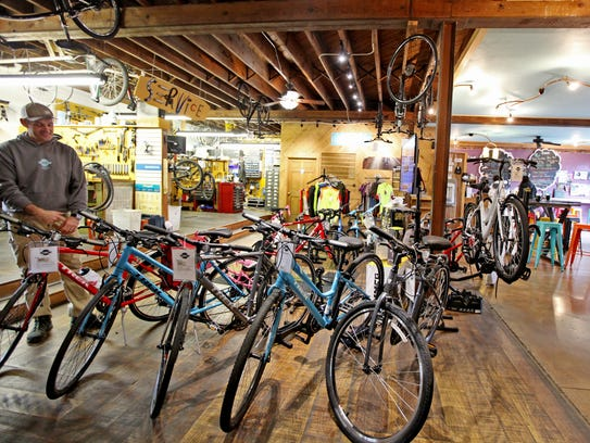 Shenandoah Bicycle Company was formed in 2000 and chose