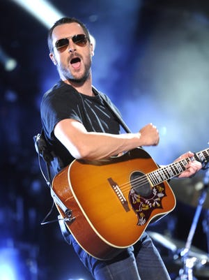 Eric Church is a Male Vocalist of the Year nominee for the 51st annual Academy of Country Music Awards.