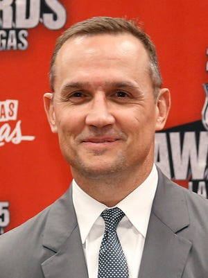 Steve Yzerman was the NHL general manager of the year last season.