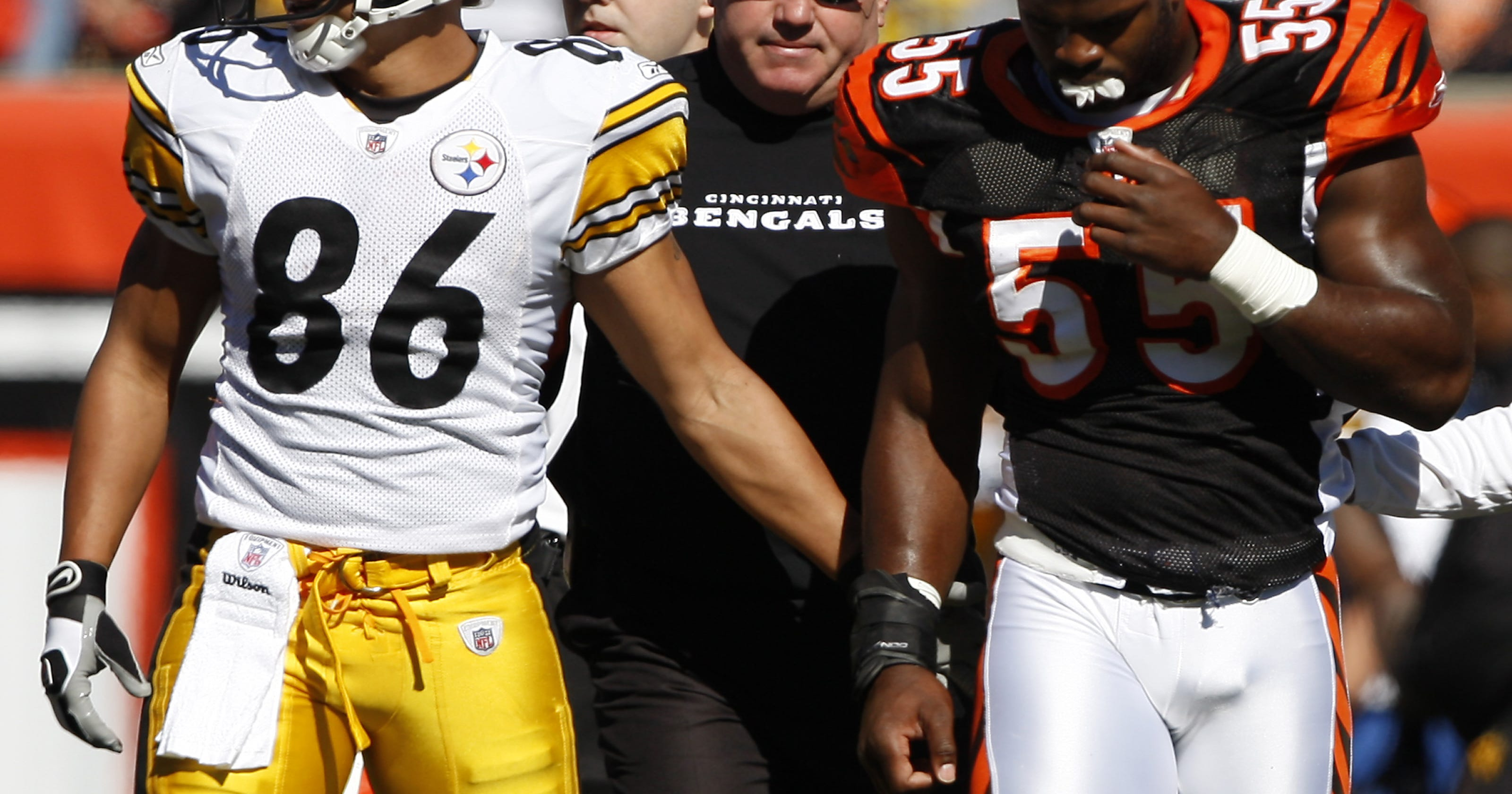 6b8008f99e4 Blood, sweat and contempt: Top 10 Bengals-Steelers games