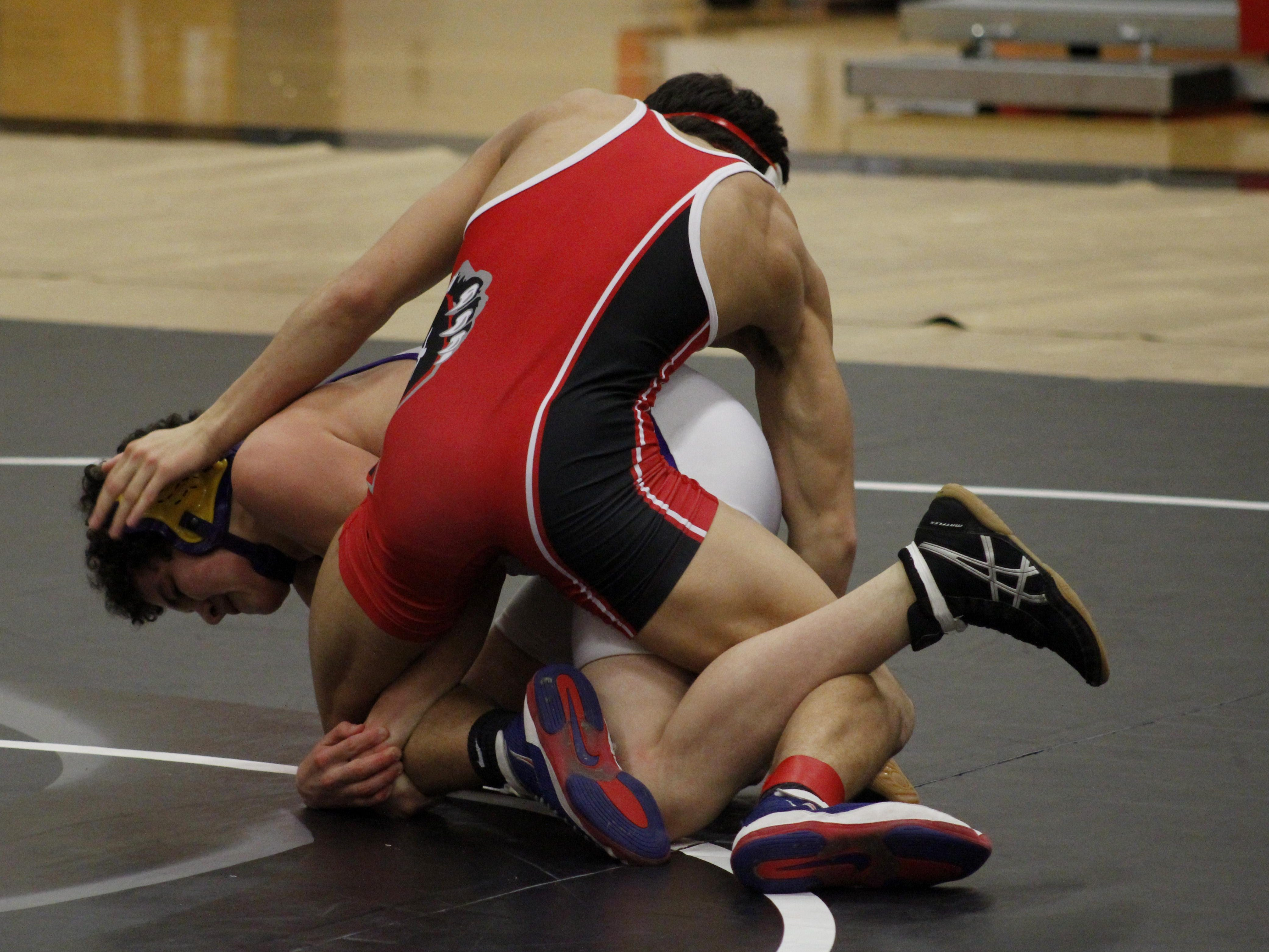 The LHSAA state wrestling championships will take place over two days Friday and Saturday at the CenturyLink Center in Bossier City