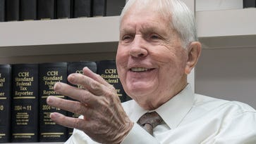 Newly retired, longtime Northville accountant reflects on a lifetime of work