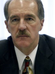 In this Jan. 9, 2008 photo, chairman of the Pennsylvania