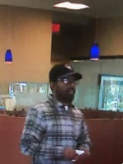 A man suspected of robbing a Chase bank in Stuart twice is in FBI custody.