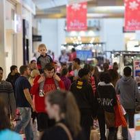 Gallery | Black Friday scenes from Mall St. Matthews