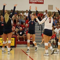 DSU volleyball trying to not 'play safe' this weekend against PacWest leaders