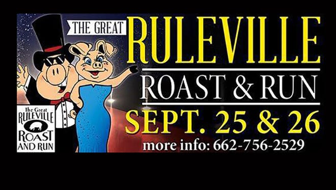 10th Annual Great Ruleville Roast and Run