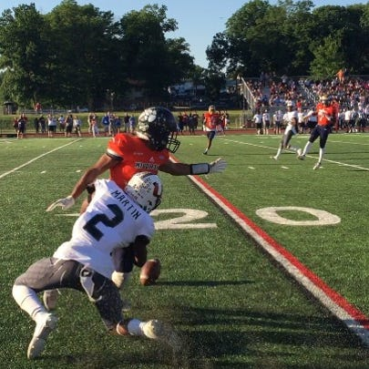 Action from Snapple Bowl XXV on Thursday, July 19 at
