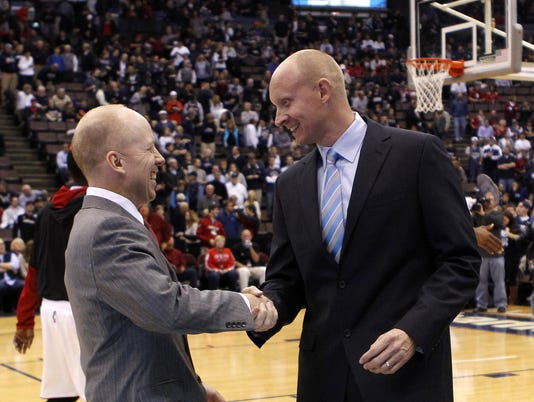 NCAA Basketball: Xavier vs Cincinnati