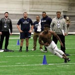 Underdogs try to impress on Penn State Pro Day