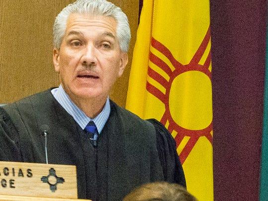 Chief Judge Fernando Macias, 3rd Judicial District