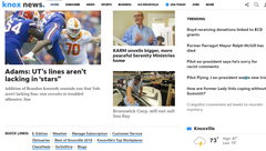 Knox News has a new look we think you will like
