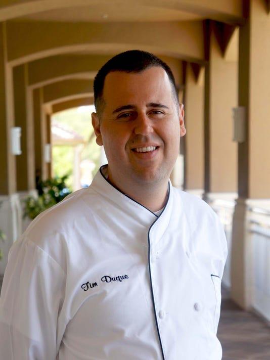 Chef Tim Duque