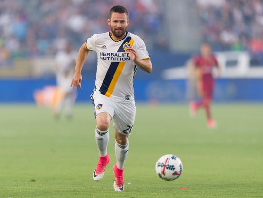 Jack McInerney (20) joins the Eleven from MLS' L.A.