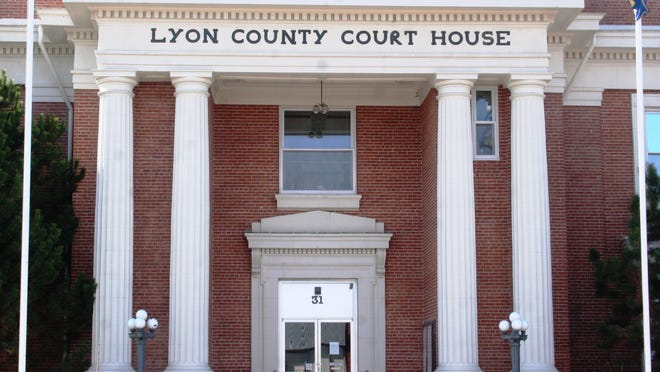 Lyon County Courthouse, Yerington.